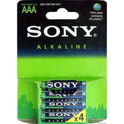 Bateria alkaliczna LR03 SONY