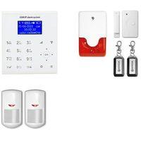 Syreny alarmowe, Alarm bezprzewodowy gsm + WiFi E8 R2 + syrena 105 dB - E8 R2 + syrena 105 dB