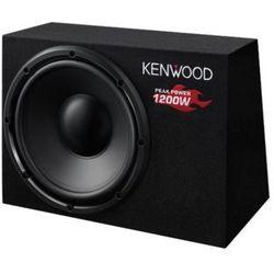 Kenwood KSC-W1200B Subwoofer - Subwoofer - Czarny
