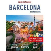 E-booki, Insight Guides Pocket Barcelona (Travel Guide with Free eBook) Insight Guides