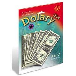 ALEXANDER pieniądze w kopercie Dolary USA (0745)