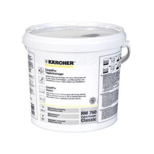 Środki do czyszczenia tapicerki samochodowe, Karcher Proszek do czyszczenia dywanów i tapicerki RM 760 (6.291-388.0)