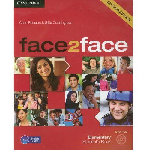 Językoznawstwo, Face2face Elementary Student's Book + Cd (opr. miękka)