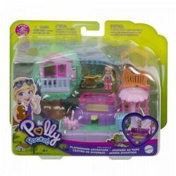 Zestaw figurek Polly Pocket Wakacyjny Plac zabaw zestaw