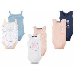 LUPILU® Body niemowlęce dziewczęce na ramiączkac