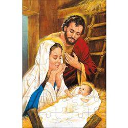 Puzzle ze Świętą Rodziną