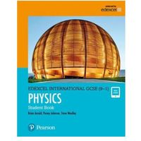 E-booki, Pearson Edexcel International GCSE (9-1) Physics Student Book
