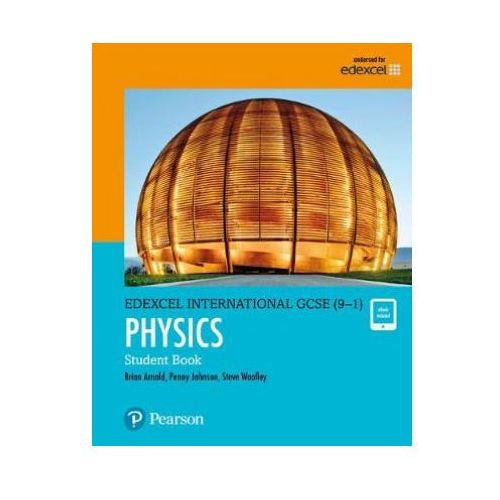 E-booki, Pearson Edexcel International GCSE (9-1) Physics Student Book
