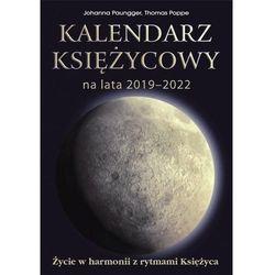 Kalendarz księżycowy na lata 2019-2022 - Paungger Johanna, Poppe Thomas