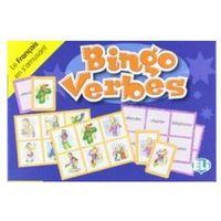 Książki do nauki języka, Bingo Verbes (opr. miękka)
