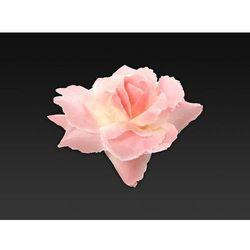 Różyczki różowe do przylepiania na samochód - 9 cm - 24 szt.