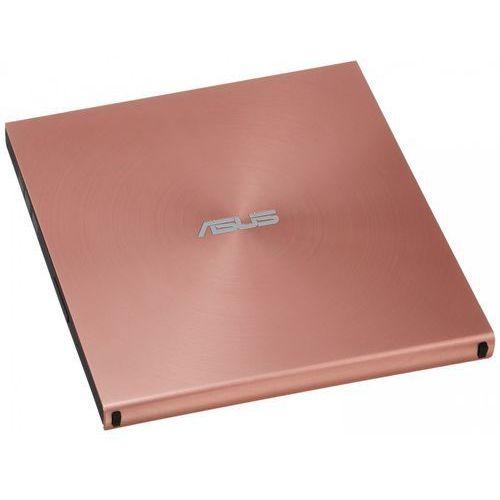Napędy optyczne, Nagrywarka DVD Asus SDRW-08U5S-U USB 2.0 Zewnętrzny Różowy - 90DD0114-M29000- Zamów do 16:00, wysyłka kurierem tego samego dnia!