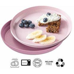 Talerzyk dla dzieci eco BPA PVC free 2szt REER