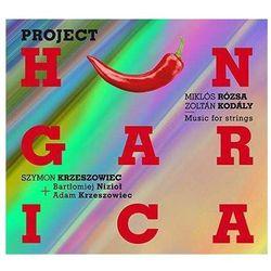 Project Hungarica (CD) - Szymon Krzeszowiec, Bartłomiej Nizioł, Adam Krzeszowiec