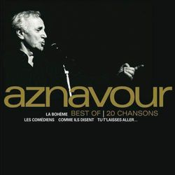 Aznavour Charles - Best Of 20 Chanson [Polska cena]