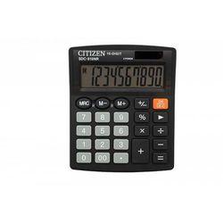 Kalkulator CITIZEN SDC-810NR 10-cyfrowy 127x105mm czarny