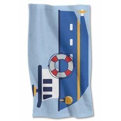 Ręcznik kąpielowy 40x70 cm Łódka 1Y38A2 Oferta ważna tylko do 2024-01-12