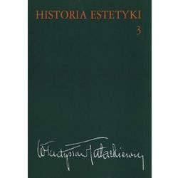 Historia estetyki. Tom 3 (opr. miękka)