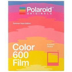 Polaroid Originals 600 Color Summer Haze wkład do aparatu Polaroid z kolorowymi ramkami