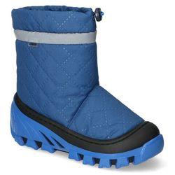 Śniegowce dziecięce Bartek 4486-39FW Niebieskie