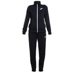 Nike Performance TRACK SUIT TRICOT Dres black/white/black/white