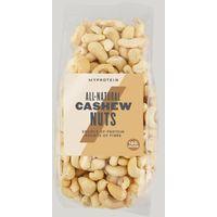 Pozostałe odżywki dla sportowców, Natural Nuts (Cashews) 100% Natural - 400G
