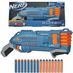 Elite 2.0 WARDEN DB-8, Pistolet NERF