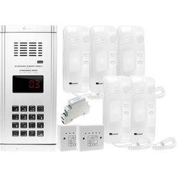 Zestaw domofonowy 5 rodzinny WL-03NL