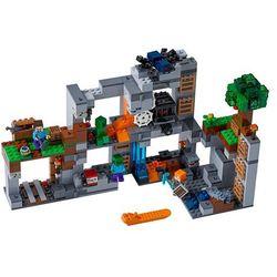21147 PRZYGODY NA SKALE MACIERZYSTEJ (The Bedrock Adventures)- KLOCKI LEGO MINECRAF6