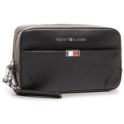 Kosmetyczka TOMMY HILFIGER - Business Leather Washbag AM0AM06513 BDS