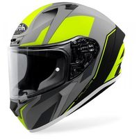 Kaski motocyklowe, Airoh kask integralny valor wings yellow matt
