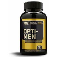 Witaminy i minerały, Optimum Nutrition OPTI - MEN 180tab