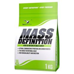 Gainer SPORT DEFINITION Mass Definition 1000g