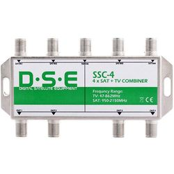 Sumator sygnału RTV SAT DSE SSC-4