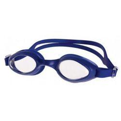 Okulary do pływania Spokey Scroll 839212 navy