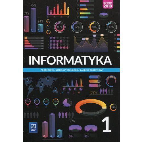 Informatyka, Informatyka LO 1 Podr. ZP WSIP (opr. broszurowa)