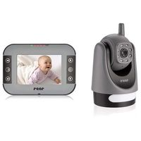 Nianie elektroniczne, Niania cyfrowa video kamera 330 ekran 3,5cali REER - kamera 330º i ekran 3,5cali