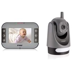 Niania cyfrowa video kamera 330 ekran 3,5cali REER - kamera 330º i ekran 3,5cali