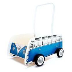 Chodzik VW Klasyczny bus T1 niebieski. Darmowy odbiór w niemal 100 księgarniach!