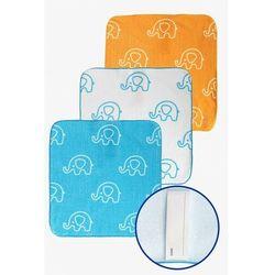 Ręczniki Słoniki 30x30cm 3-pack 5Y38A3 Oferta ważna tylko do 2024-01-12