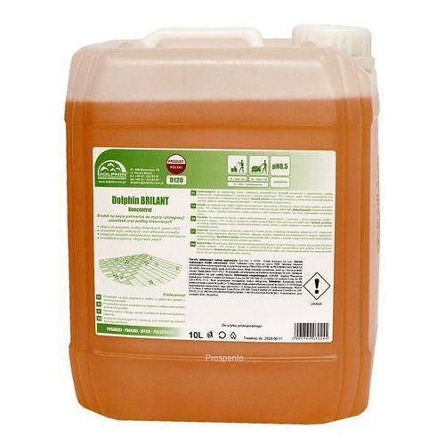 Płyny do czyszczenia podłóg, DOLPHN BRILANT profesjonalny płyn do mycia podłogi 5L