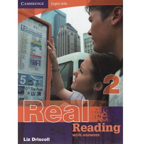 Książki do nauki języka, Cambridge English Skills Real Reading 2 Paperback with Answers (opr. miękka)