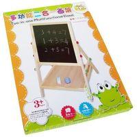 Tablice szkolne, Tablica dla dzieci dwustronna magnetyczna kredowa