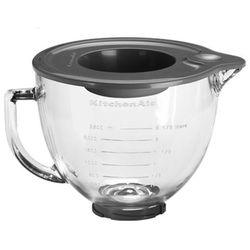 KitchenAid - Dzieża szklana z pokrywą