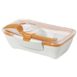 Pudełko na lunch Bento pomarańczowe
