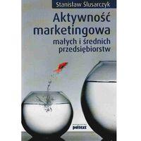 Biblioteka biznesu, Aktywność marketingowa małych i średnich przedsiębiorstw (opr. miękka)