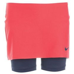 Nike Performance SPIN Spódnica sportowa action red/midnight navy