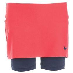 Nike Performance SPIN Spódnica sportowa action red/midnight navy