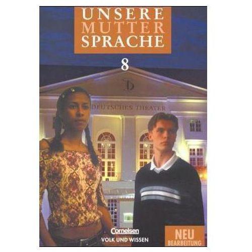 Pozostałe książki, Sprachbuch, Klasse 8