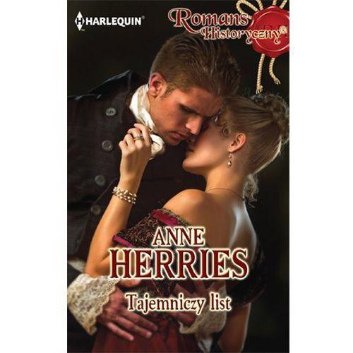 E-booki, Tajemniczy list - Anne Herries